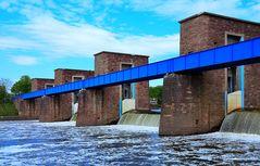 Die Ruhr in Duisburg