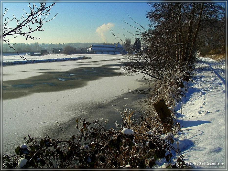 Die Ruhr ist fast zugefroren (Reload)
