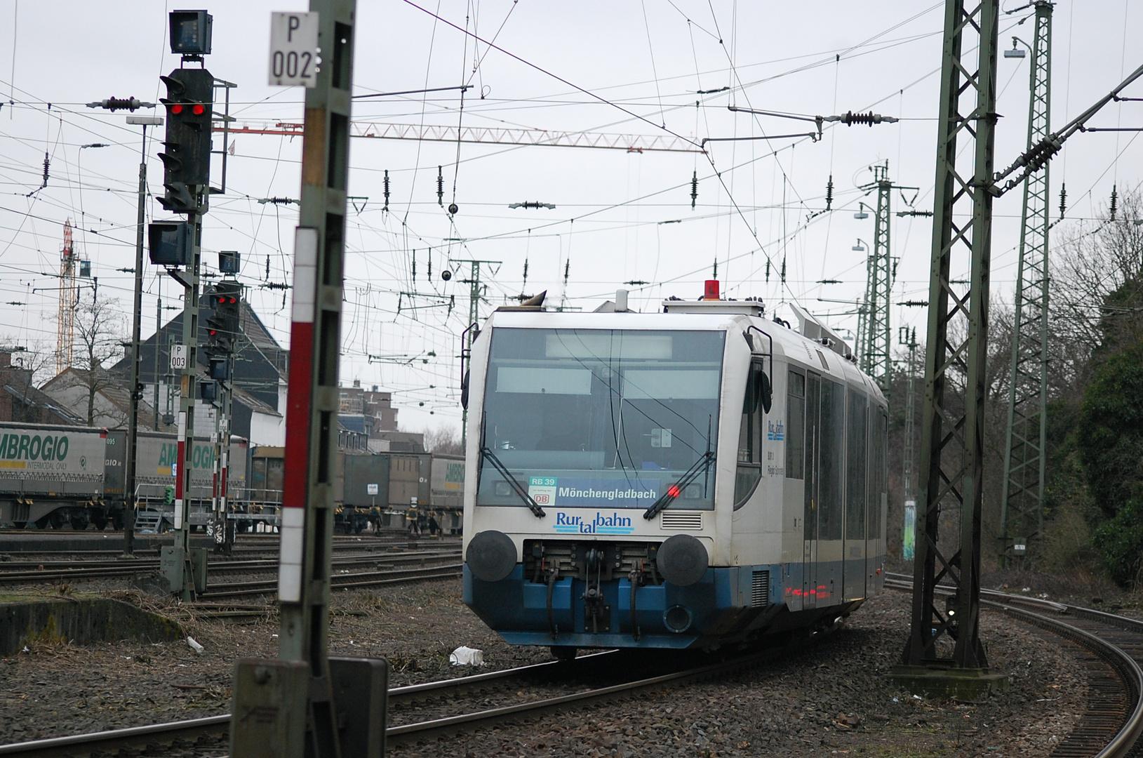Die Rurtalbahn