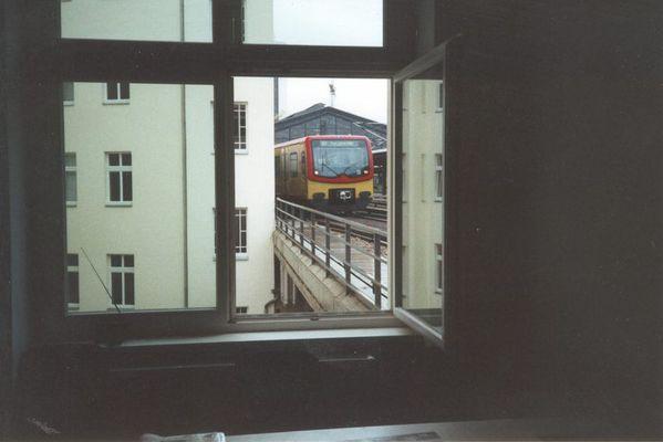 Die S-Bahn kommt