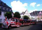 Die Saarburger Bimmelbahn ...