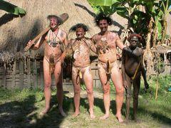 Die Sachsen in Neuguinea