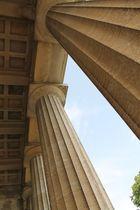 Die Säulen der Walhalla
