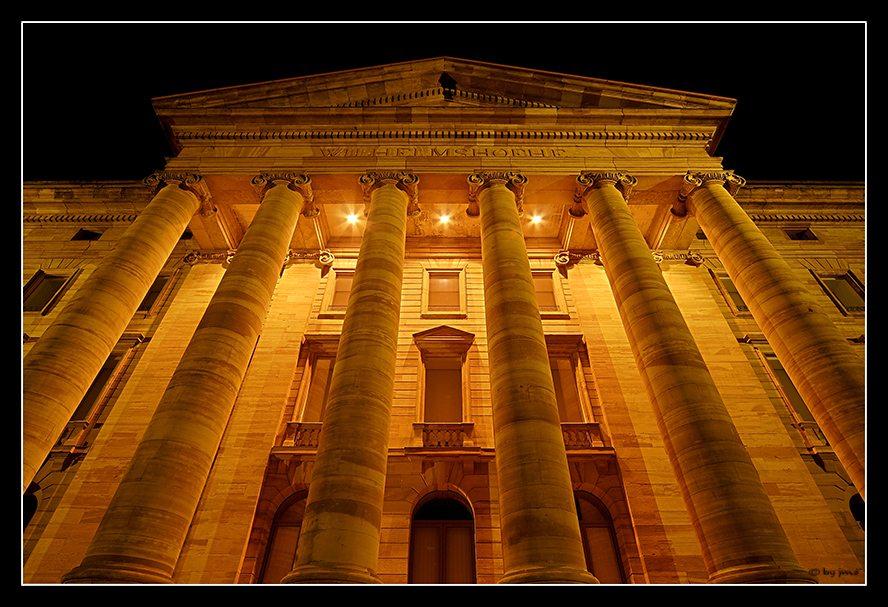 Die Säulen der Wilhelmshöhe, Kassel