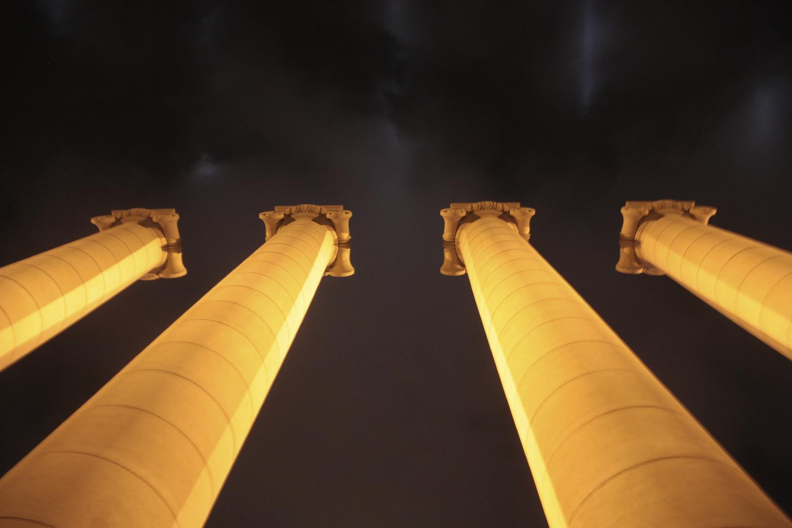 Die Säulen des Himmels