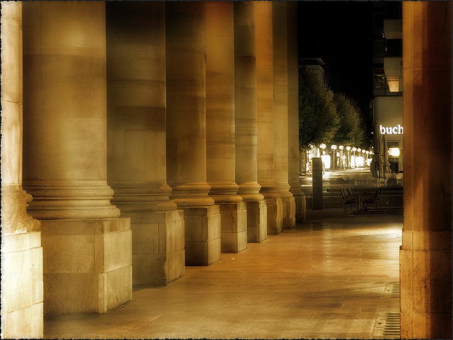 Die Säulen III
