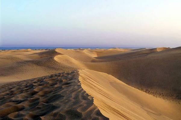 Die Sahara lässt grüßen