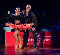 Die Samba - Anna Kusminskya, Andrey Zaitsev (1)