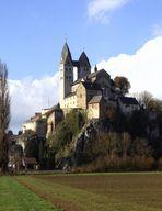 Die Sankt-Lubentius-Basilika (1)