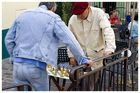 Die Schachspieler von Montemartre