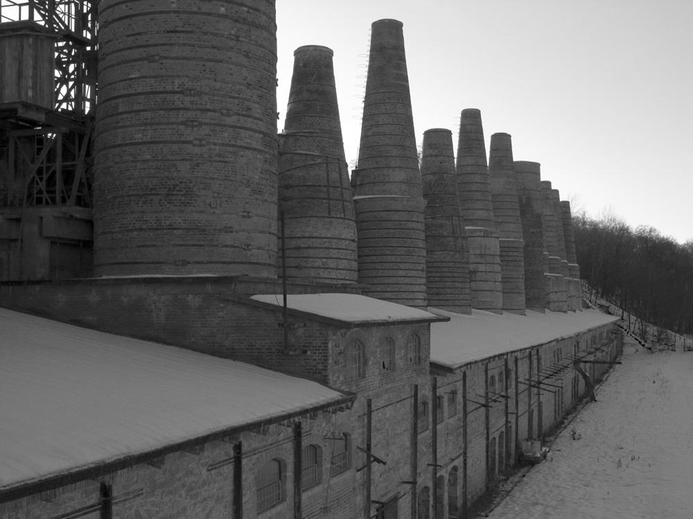 Die Schachtoefen von Ruedersdorf