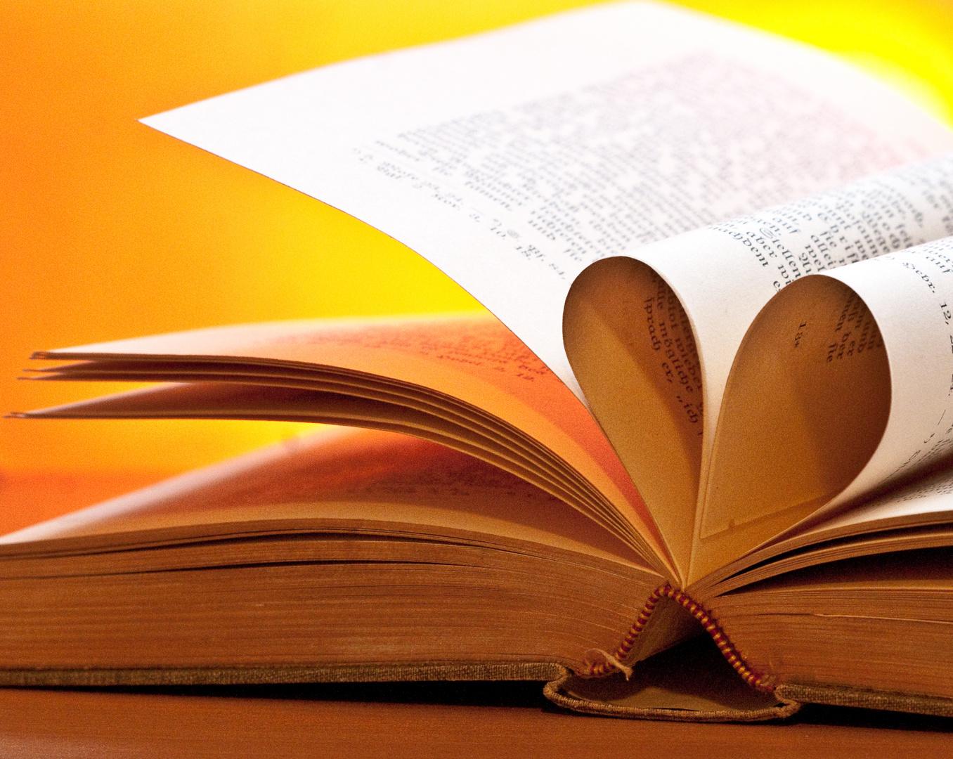 Die Schätze eines Buches entdecken!