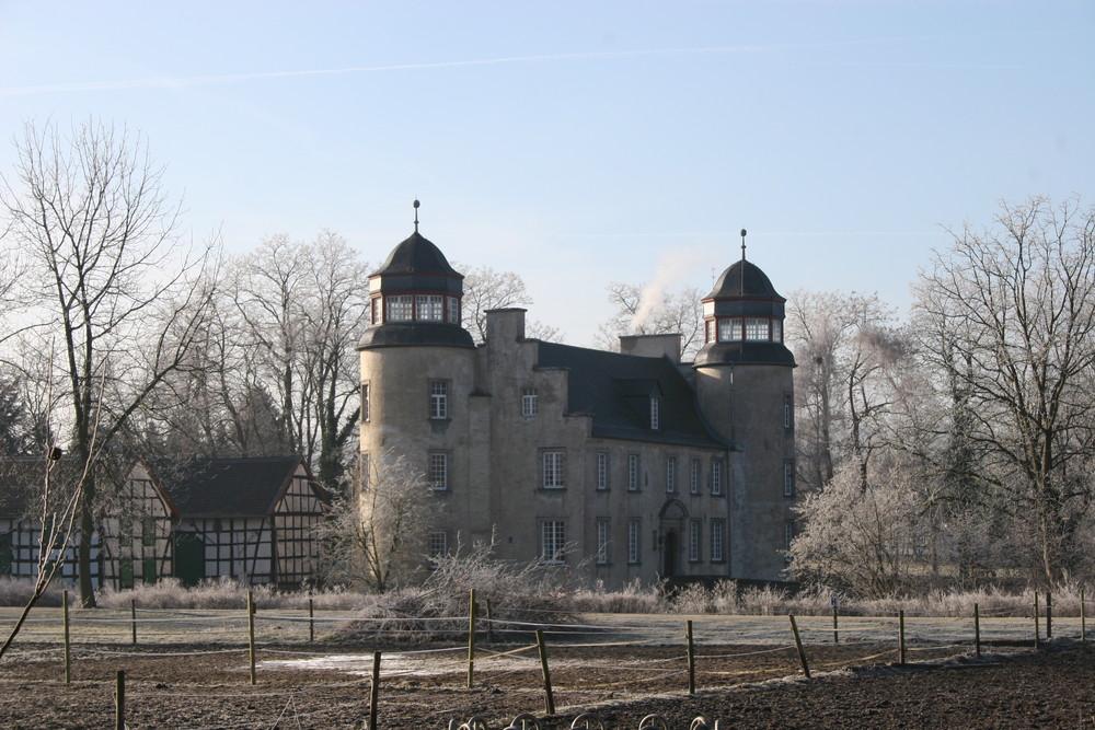 Die Schallenburg in Brühl