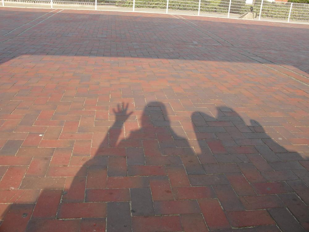 Die Schatten....