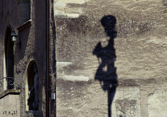 DIe Schattenfrau ...