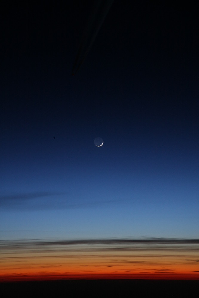 Die Schattenseite des Mondes