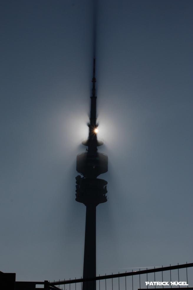 Die Schattenseite des Olympiaturms