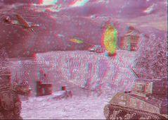 Die Schlacht bei den Polarminen 3D-Version