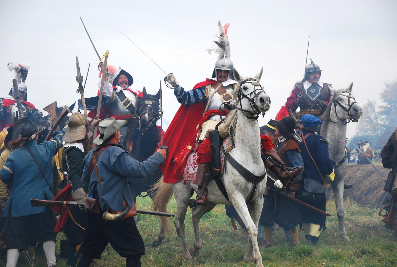Die Schlacht um Grolle 1623 - Cavalry