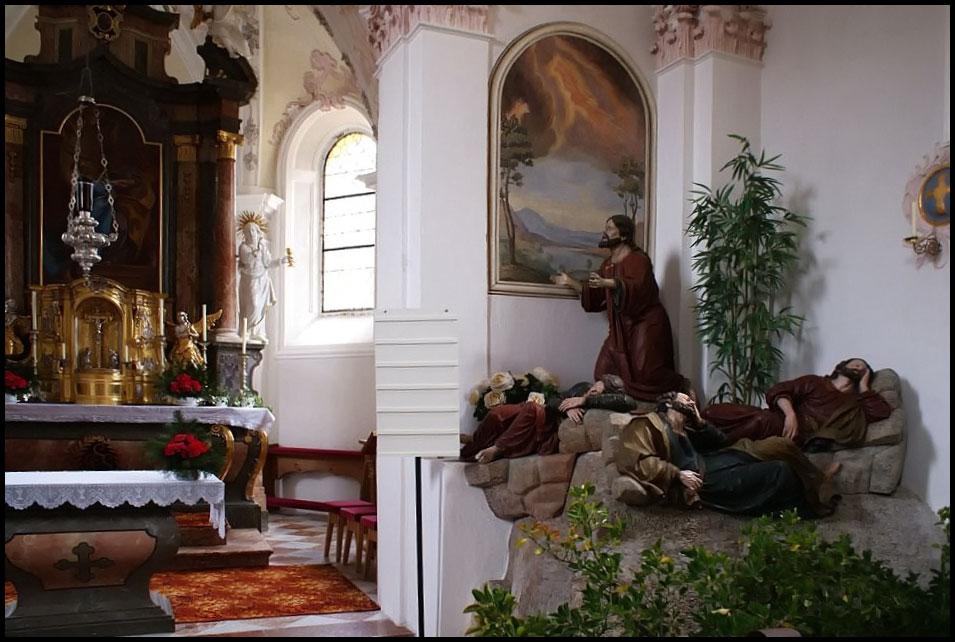 Die schlafenden Apostel