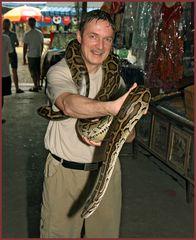 Die Schlange...
