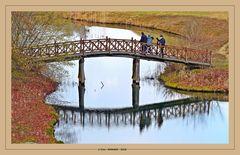 Die Schlangensee-Brücke