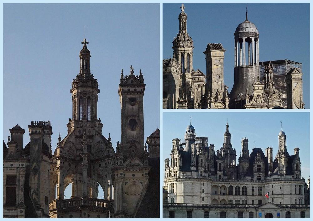 Die Schlösser der Loire 5