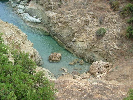 Die Schlucht von Kreta