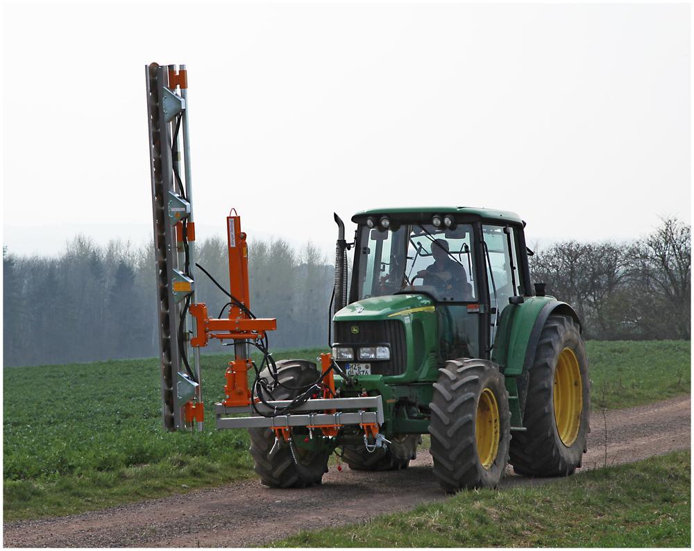 Die schnellste Baumschere der Welt / 2011