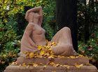 Die Schöne vom Melaten Friedhof....