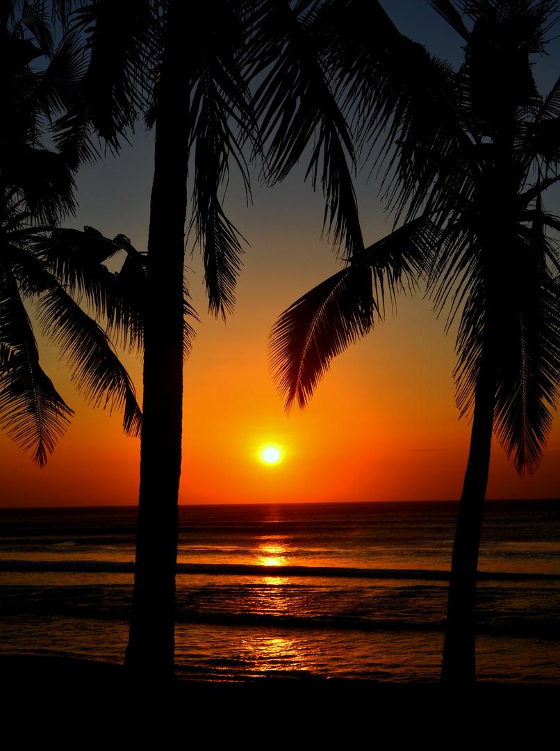 Die Schönheit Balis