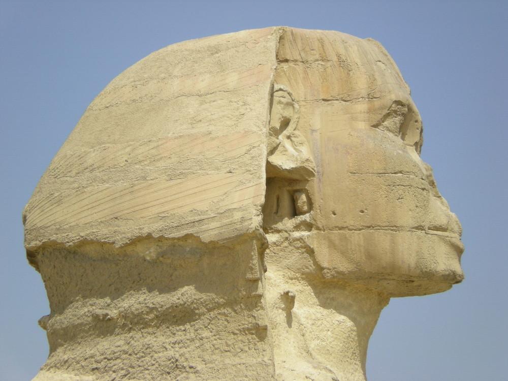 Die Schönheit von Giza
