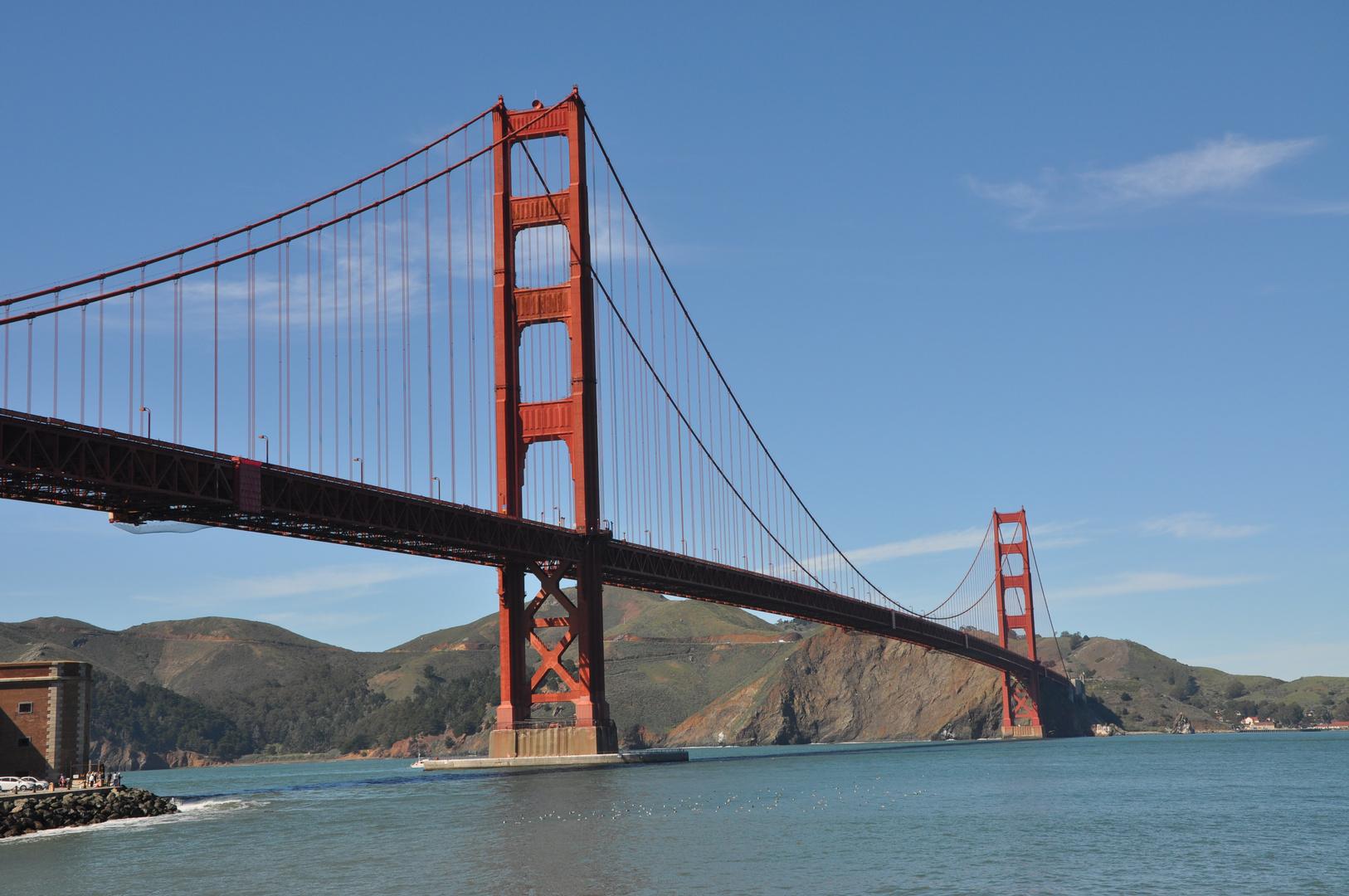 Die schönste Brücke...