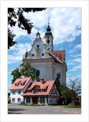 Die schönste Dorfkirche der Welt....