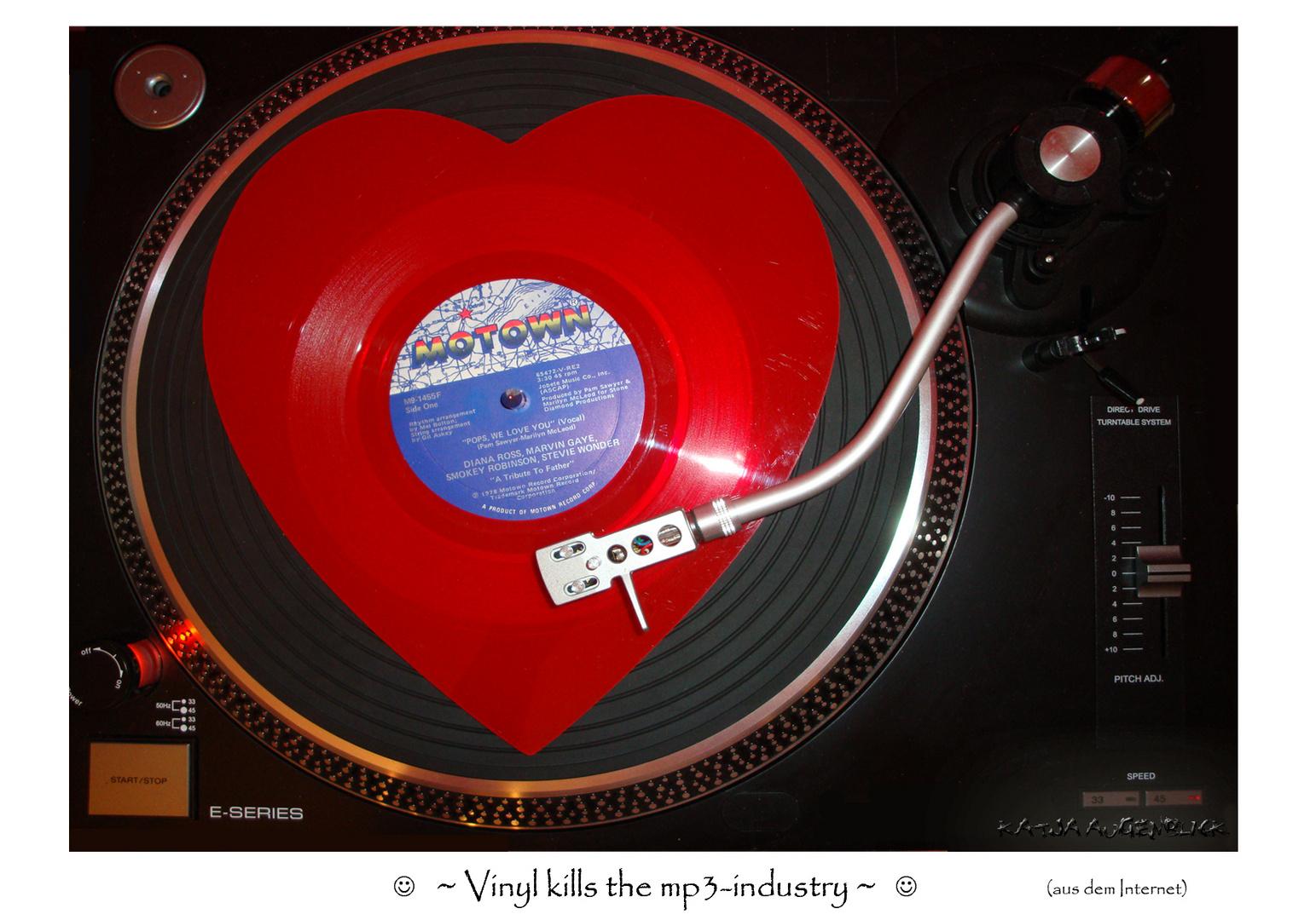 ...die schönste Schallplatte der Welt...