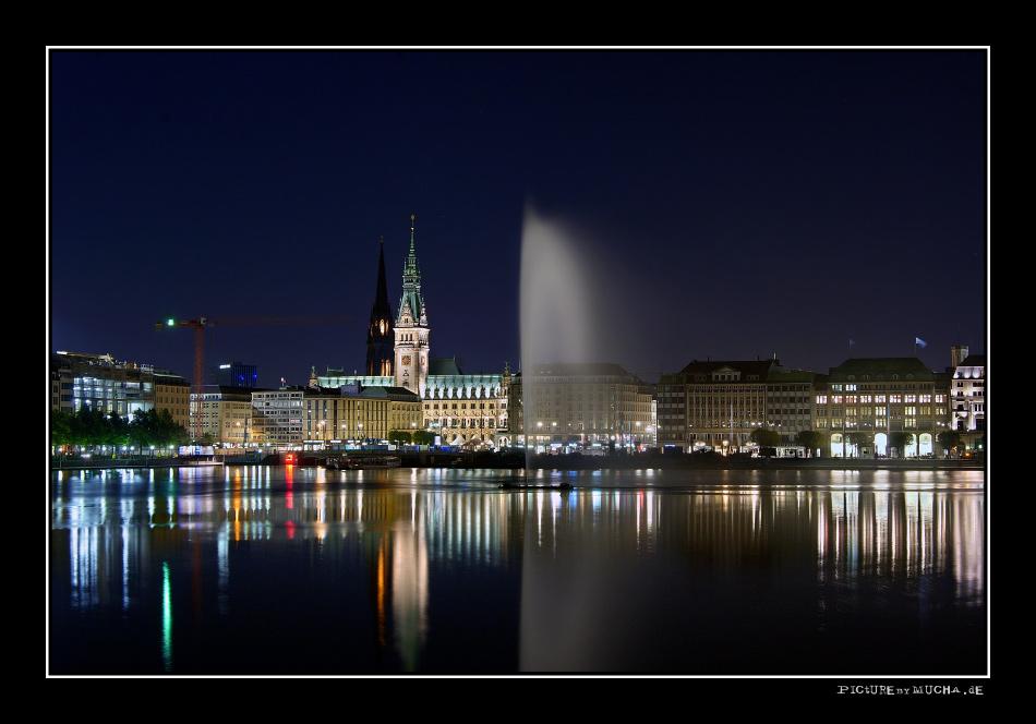 Die schönste Stadt der Welt...