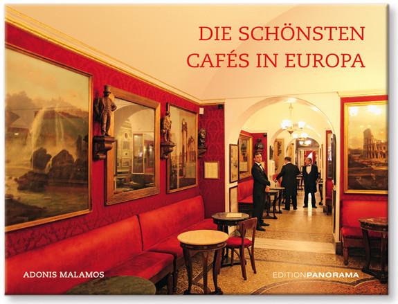 DIE SCHÖNSTEN CAFES IN EUROPA