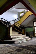 Die Schultreppe