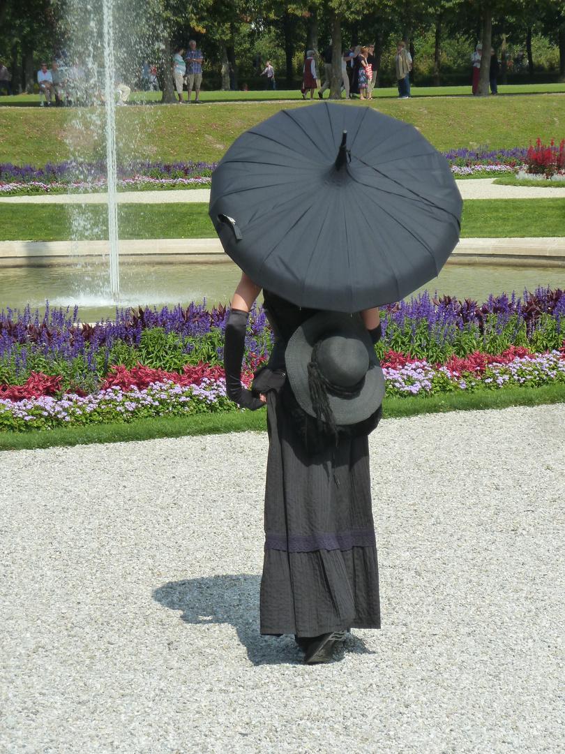 Die schwarze Frau