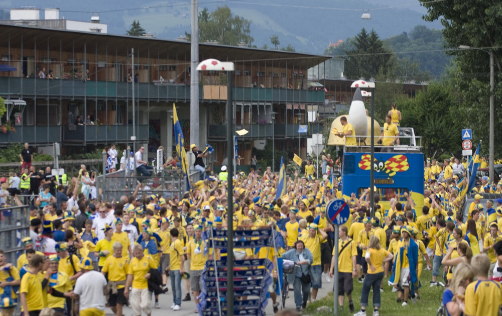 Die Schweden kommen