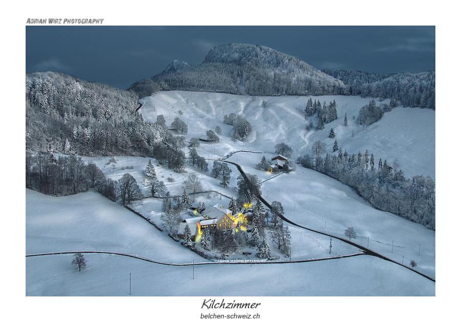 Die Schweizer Belchenregion