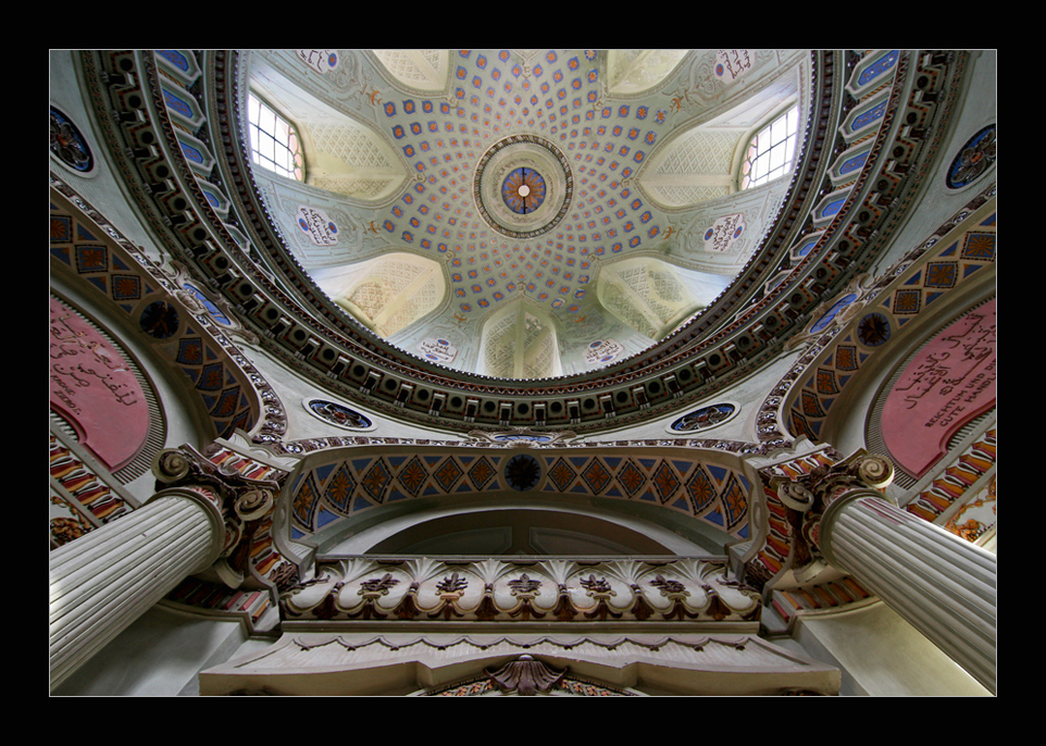 Die Schwetzinger Moschee