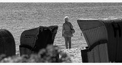 Die Seele baumelt im Wind an der Ostsee