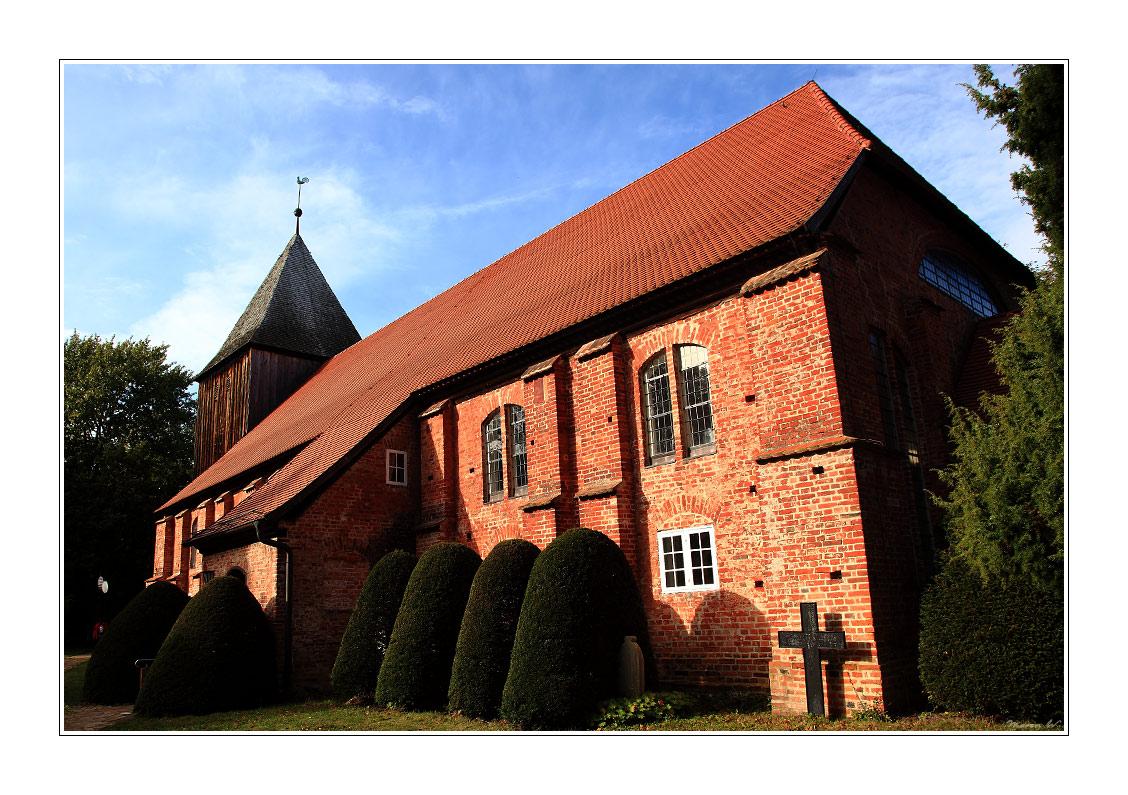 Die Seemannskirche