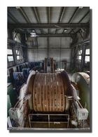 Die Seilfahrtsmaschine
