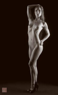 Die selbstgefällige Göttin misst mit kaltem Blick / ob ihrer Gunst der Sterbliche wohl wert