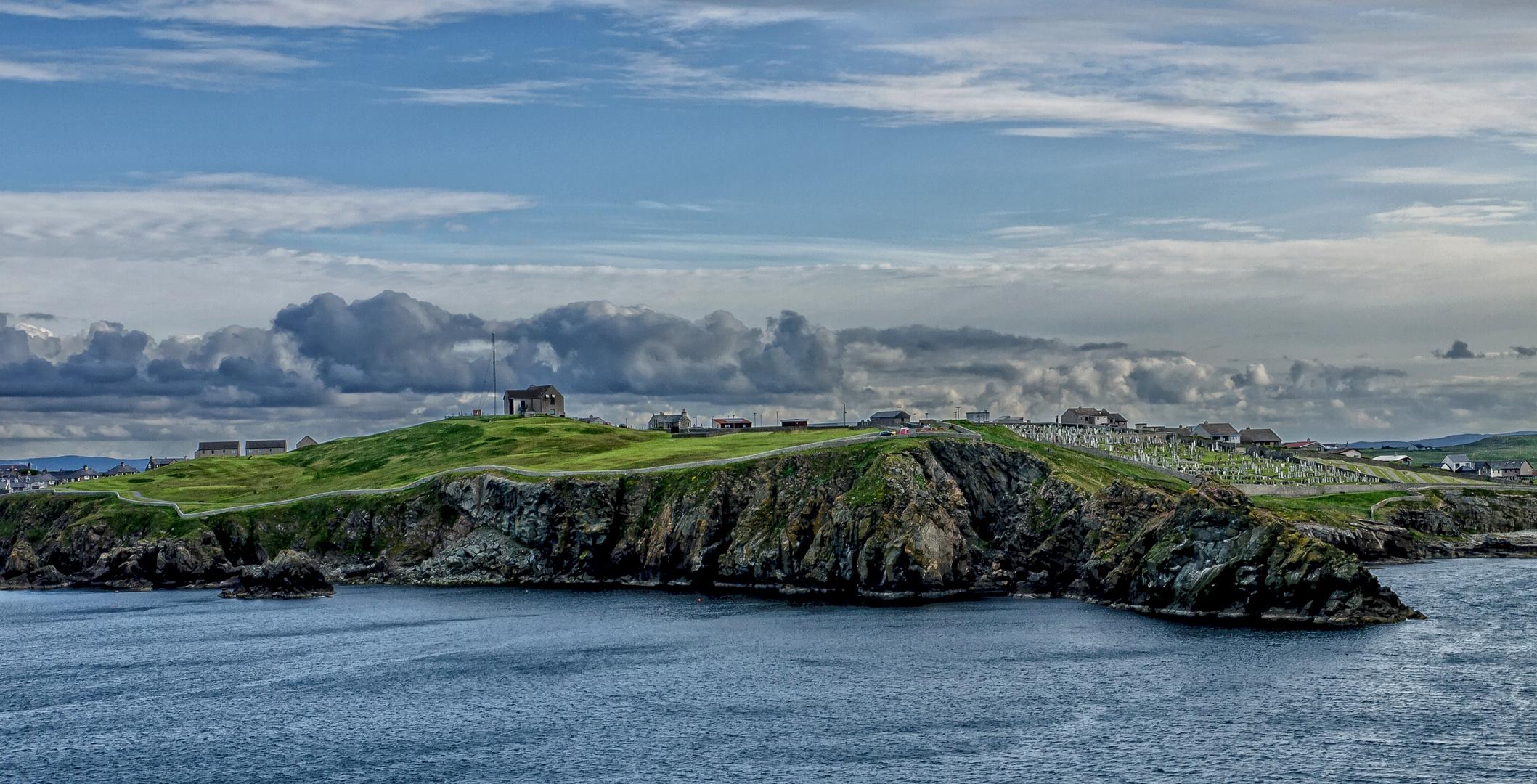 Die Shetland-Inseln