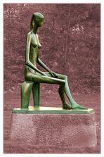 Die Sitzende II