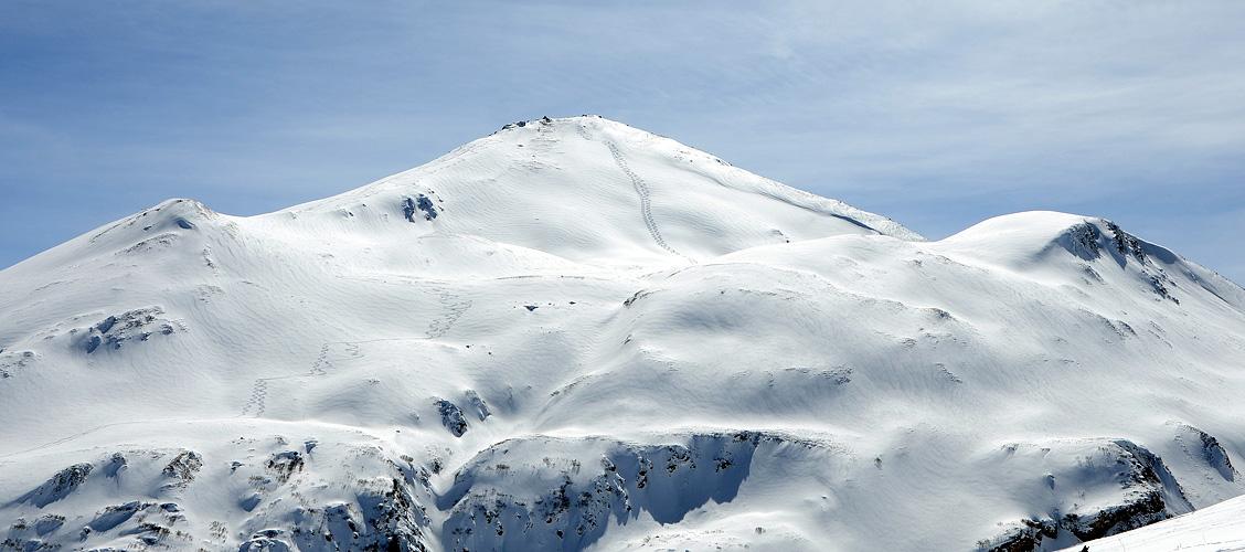 Die Ski-Spuren-Spielwiese