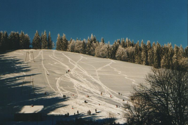 Die Skisaison ist eröffnet